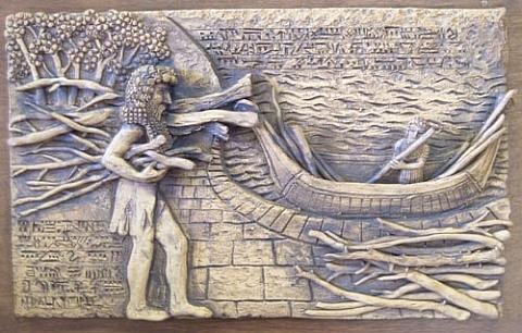 Gilgamesh-veeuputus-muut