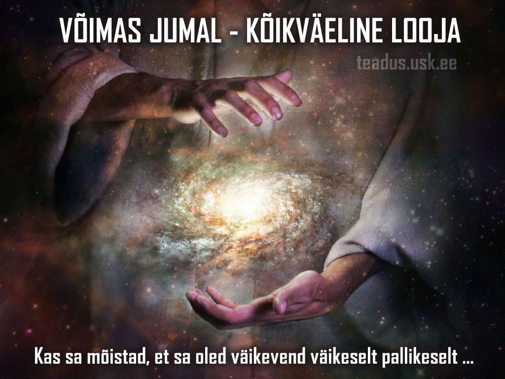 Jumal-Looja