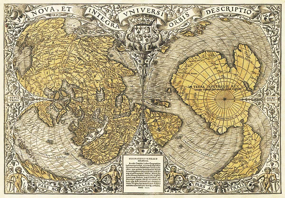 antiikne-kaart
