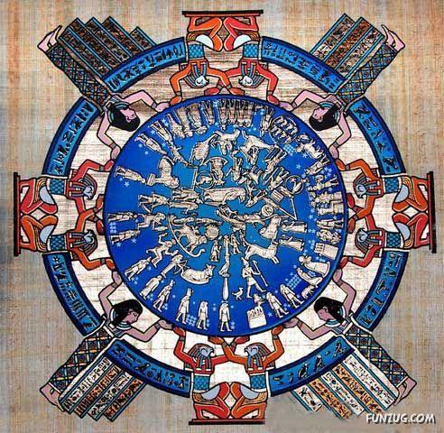 iidsed-vanad-kalendrid-egiptuse-kalender