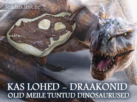lohed-draakonid-dinosaurused