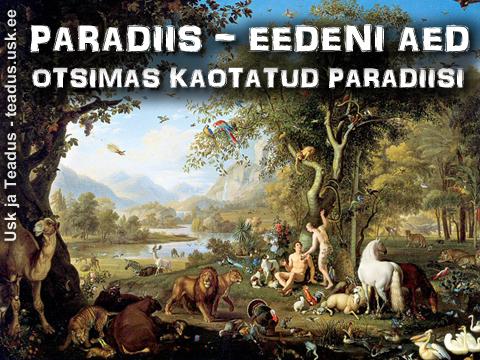 Paradiis-eeden-aed