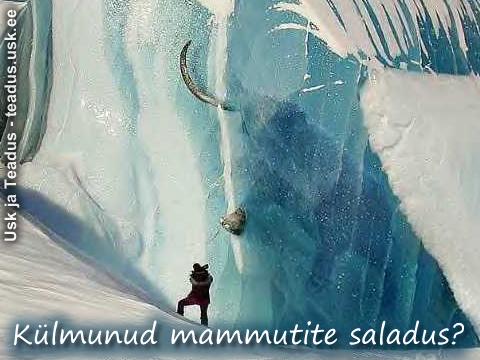 Kulmunud-mammut-mammutid-jaaaeg