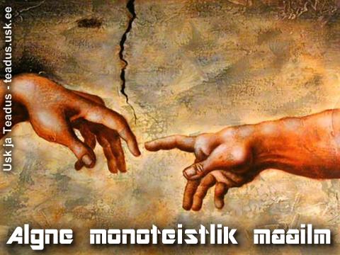 Monoteistlik-maailm