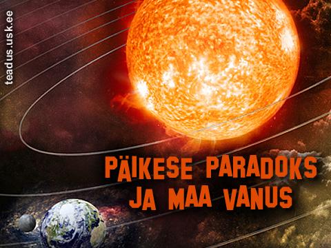 Paikese-paradoks-maa-vanus-teooria-evolutsioon